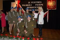 """IX Festiwal Polskiej Pieśni Patriotycznej i Żołnierskiej \""""MROCZA 2014\"""""""